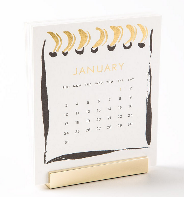 16 Chic Calendars For 2016 The Sassy Street
