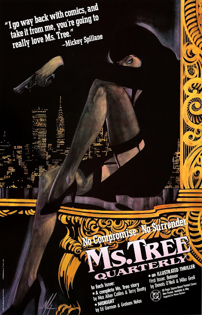 Ms. Tree Quarterly by Mike Grell