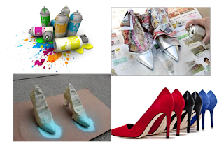 customize your high heels shoes