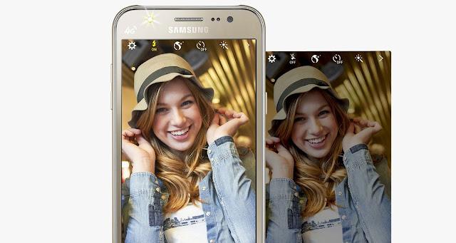 Samsung Galaxy J5 சாதனம்