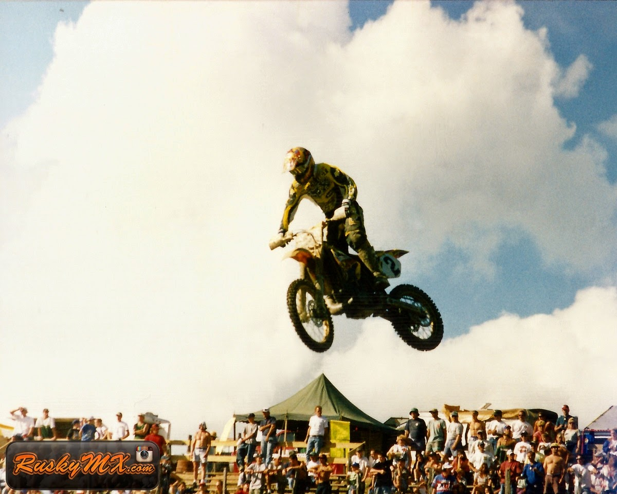 Jeremy McGrath Broome Tioga 1997
