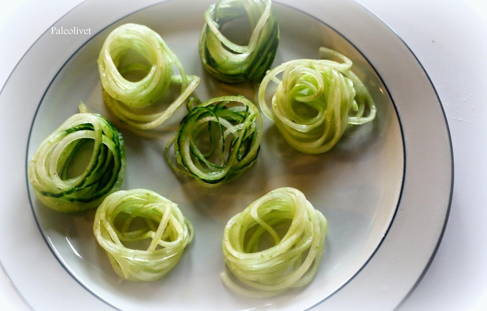 agurk spiral