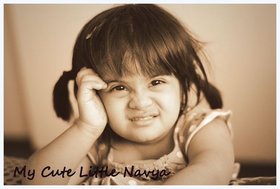 My Cute Little Navya