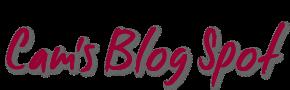 Cam's Blog