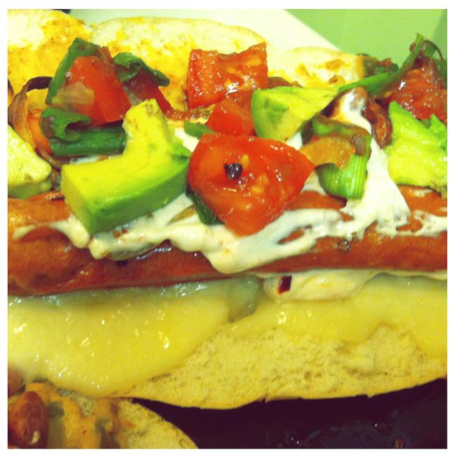 #Sonoran #Hot Dog #recipe #summer #food #bbq