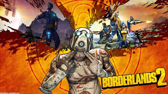 Jogo Borderlands com suporte ao Linux