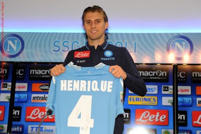 henrique napoli calcio,Henrique Adriano Buss, napoli football club, henrique sussidiario net, henrique centre back,, football intermediary,