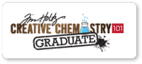Tim Holtz Creative Chemistry 101 Graduate