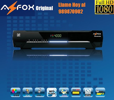 AZFOX S2S Full HD