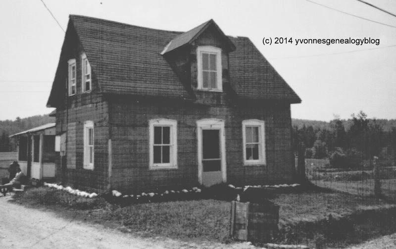 Belair family home in Ste-Cecile-de-Masham in Quebec