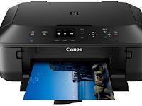 Canon PIXMA MG5650 Driver Free Download