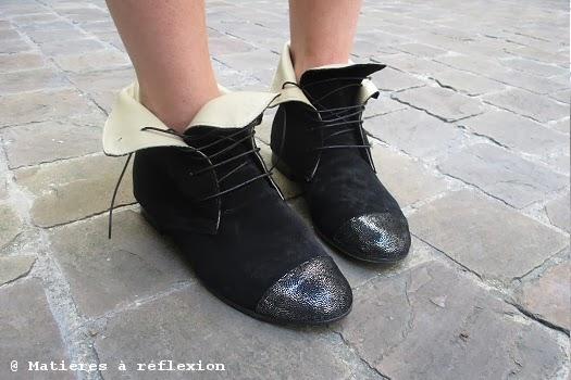 Chaussures Anniel Paillettes Anniel Bottines Paillettes