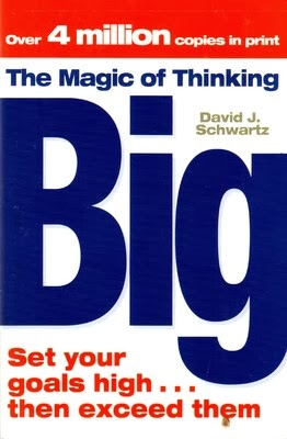 The Magic Of Thinking Bog by David Schwartz