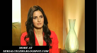 Katrina Kaif sexy in red dress