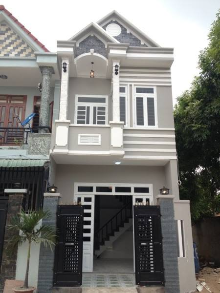 Bán nhà mặt tiền khu dân cư Tân Long huyện dĩ an