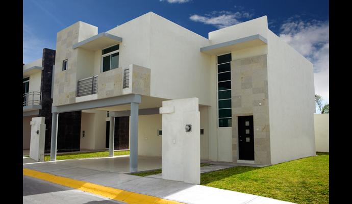 Decoraci n minimalista y contempor nea fachadas for Fachadas de hoteles minimalistas