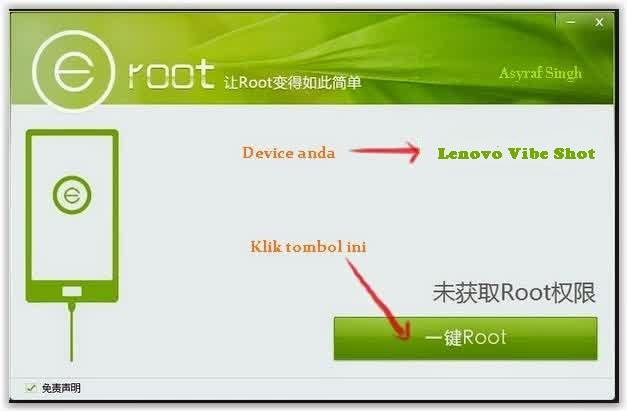 cara mudah root lenovo vibe shot tanpa pc, rooting android tanpa ...