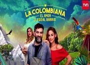 La Colombiana capítulo 14, lunes 27-03-2017