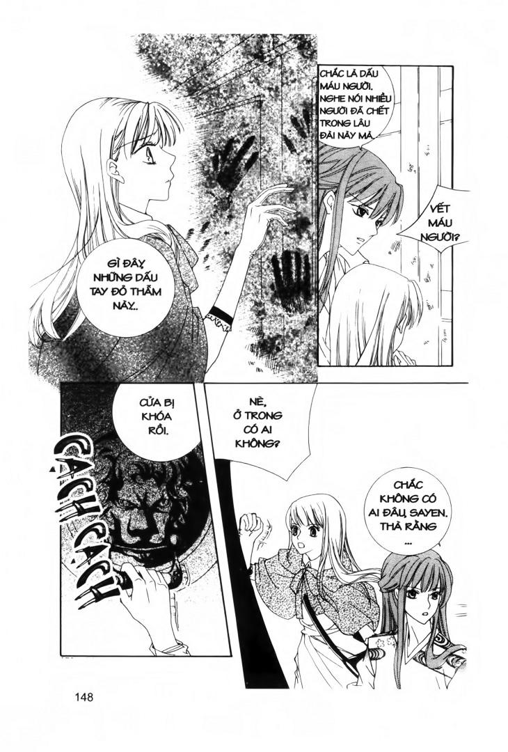 A Kiss For My Prince - Nụ Hôn Hoàng Tử Chapter 10 - Trang 16