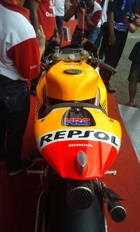 Honda RCV213