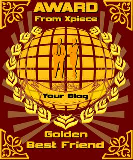 Award's Ke-6 Albab's Blog Dari Lensa