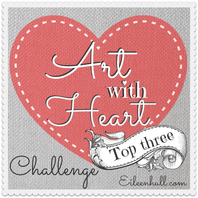 Art with Heart Challenge:August 2014