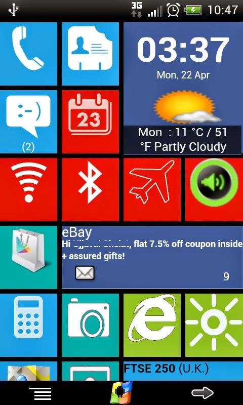 Windows8 / Windows 8 +Launcher v2.5