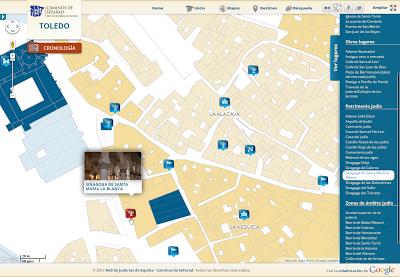 Explore Spain's Jewish heritage online