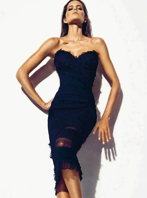 Little Black Dress - Provocative Woman