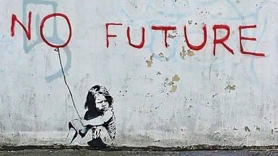με κυβέρνηση ΣΥΡΙΖΑ δεν έχουμε μέλλον