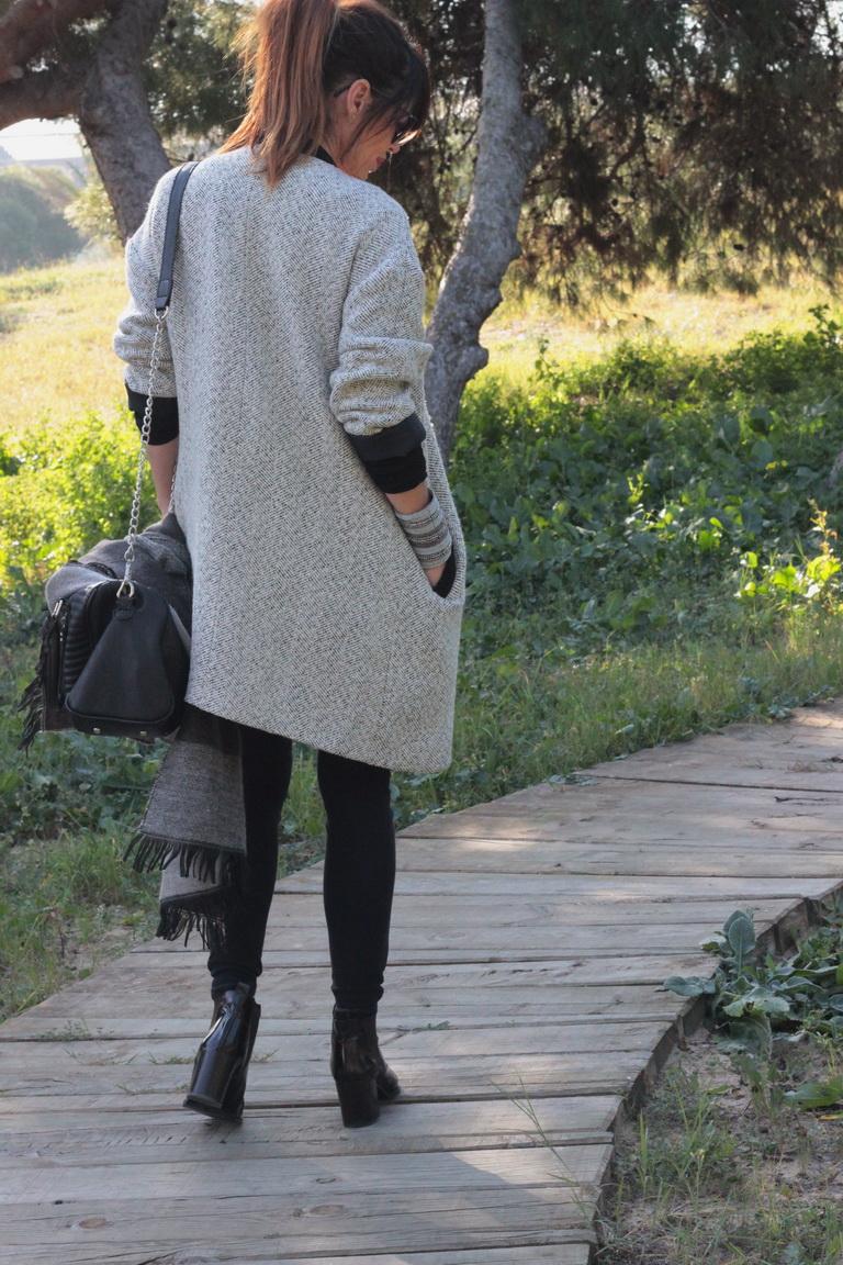 Abrigo Sheinside, looks invierno, style, streetstyle, fashion blogger