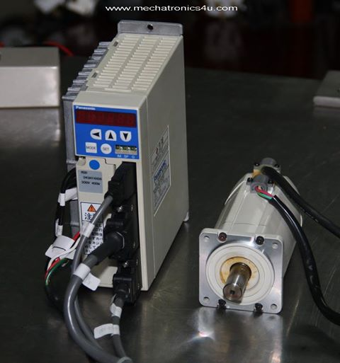 Step To Control Servo Motors From C Application Every