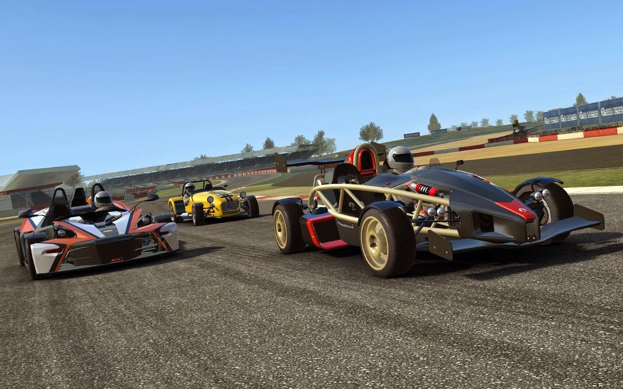 Real Racing 3 v3.0.1 MOD APK