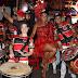 Com energia incrível, Simone Sampaio é pura alegria em noite de Samba