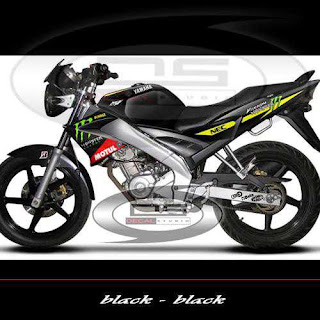 Gallery Foto Modifikasi Motor Yamaha Jupiter Mx 150