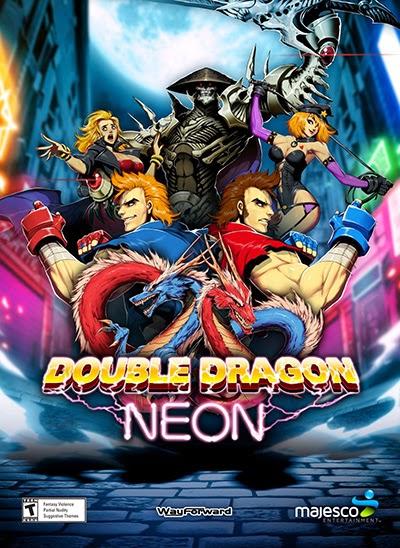 Game Double Dragon Neon