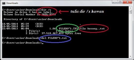 cara menghapus file yang susah di hapus dan delete