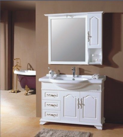 Bathroom on Antique Style Bathroom Vanities   Bathroom Vanities And Cabinets 2013