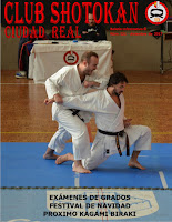 Boletín Club Shotokan 121