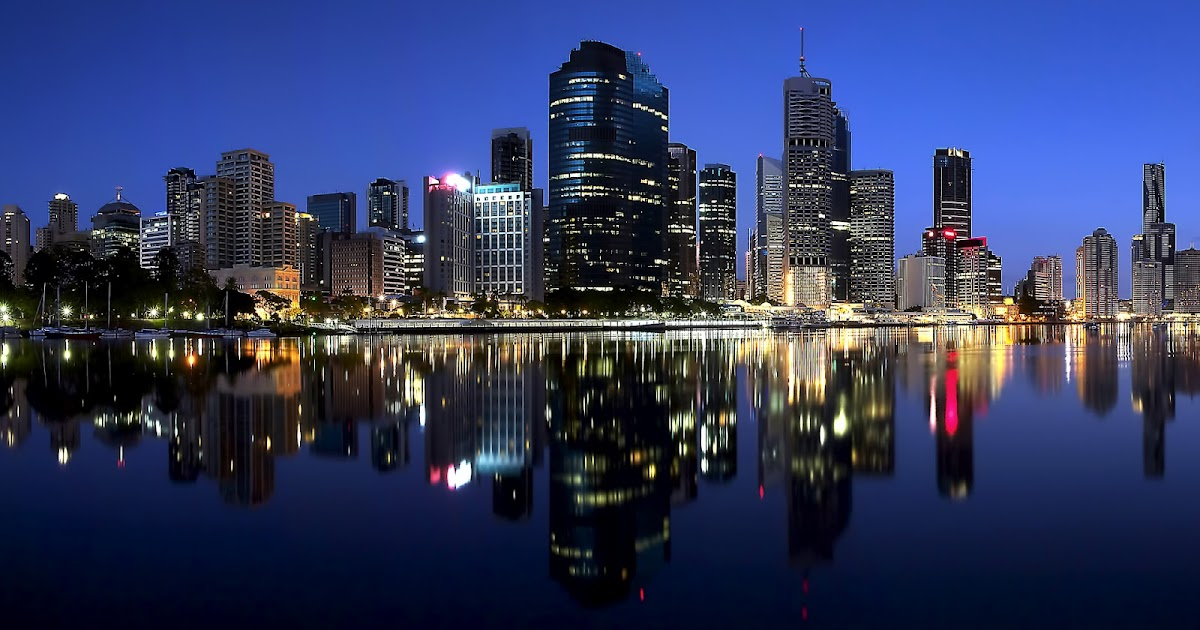 banco de fotos brisbane city en queensland australia