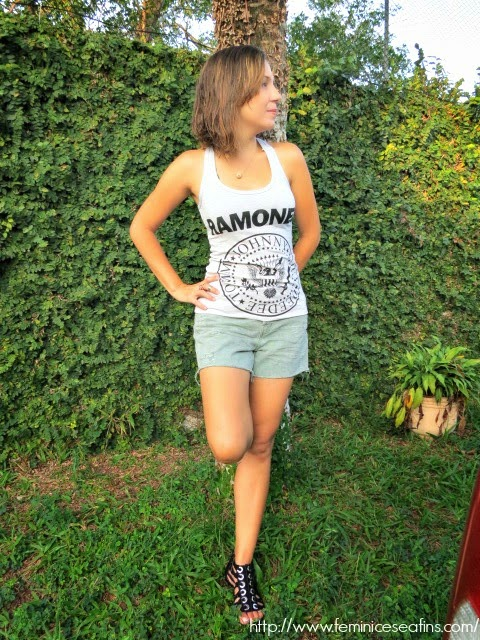 Camiseta Ramones Aeroposter
