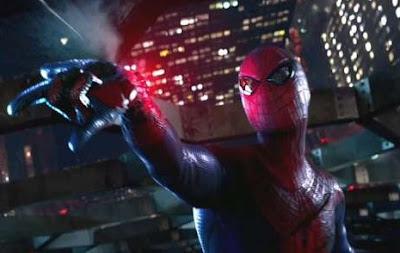 foto del nuevo hombre araña 2012