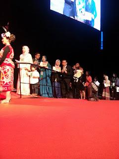 National Conference Shaklee 2015 Tahun Ketiga Kami Naik Pentas