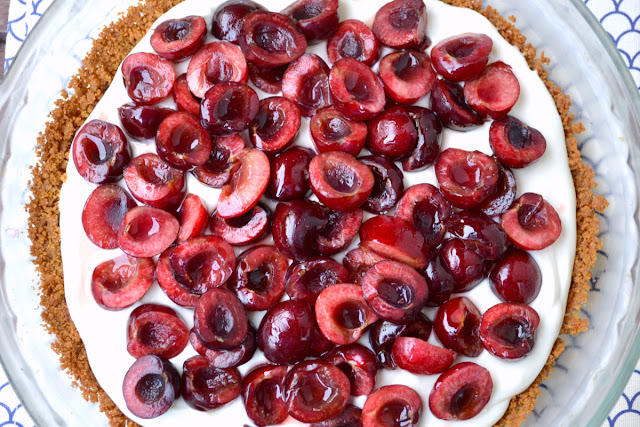 Martha Stewart fresh cherry tart recipe