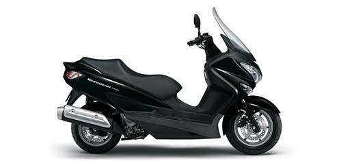 Spesifikasi dan Harga Suzuki Burgman 200 Terbaru
