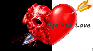 anti love picture: against love