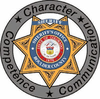 Boulder County Sheriff's Office logo