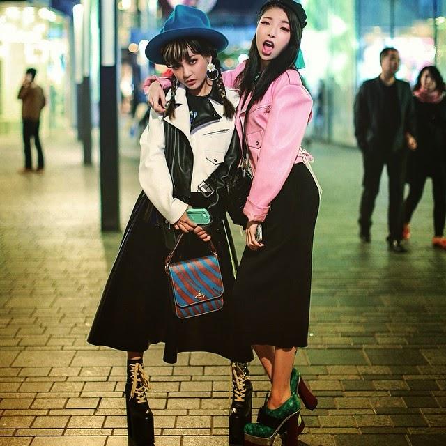 Love Life And Fashion Hong Kong Street Style Fashion