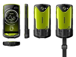 Подводный смартфон Torque G02