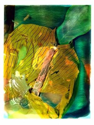 Título Anotaciones para un retrato II- 2011